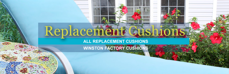 Winston Factory Cushions