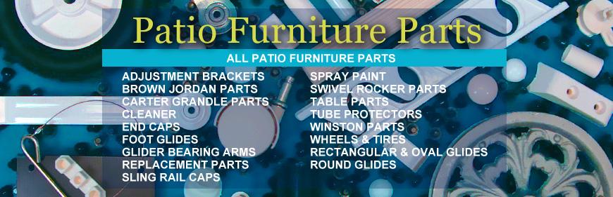 Foot Glides Patio Furniture Parts Patio Furniture Supplies