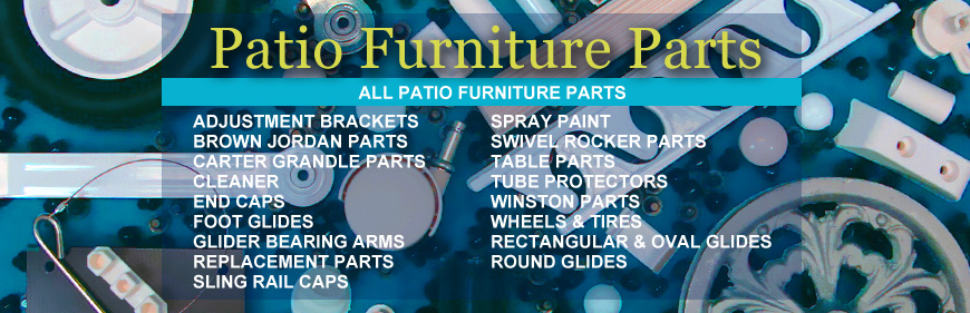 Two accessories of outdoor patio furniture feature wheels or tires. Patio  Furniture Supplies carries a selection of tea cart wheels, cast aluminum  wheels, ... - Wheels & Tires - Patio Furniture Parts - Patio Furniture Supplies
