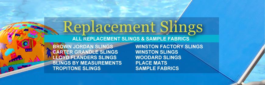 Winston Factory Slings