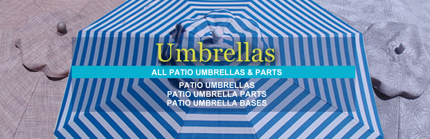 Patio Umbrella Parts