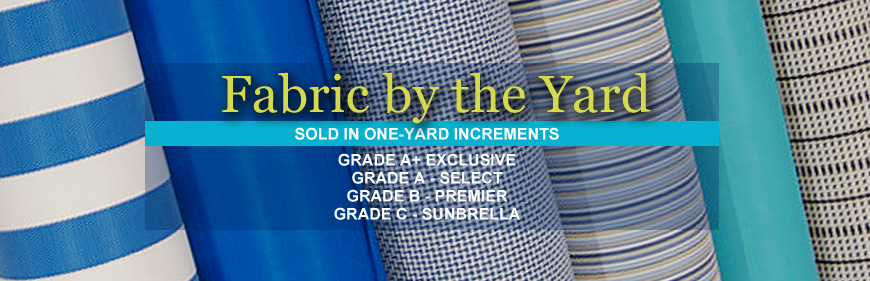 Grade C Sunbrella® Fabrics